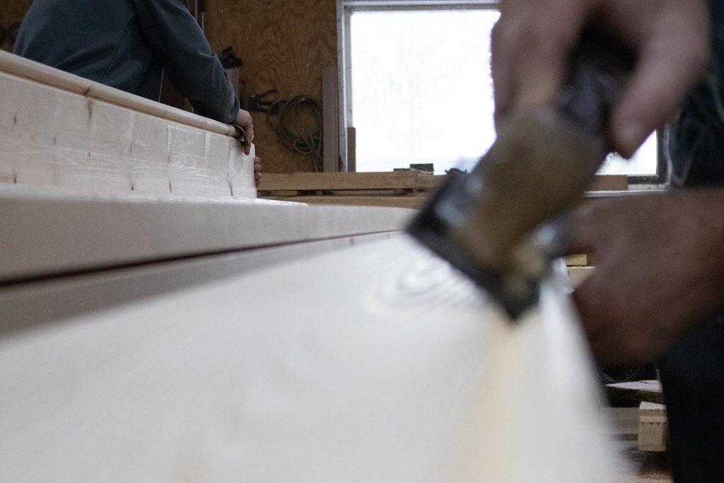 wij maken meubels